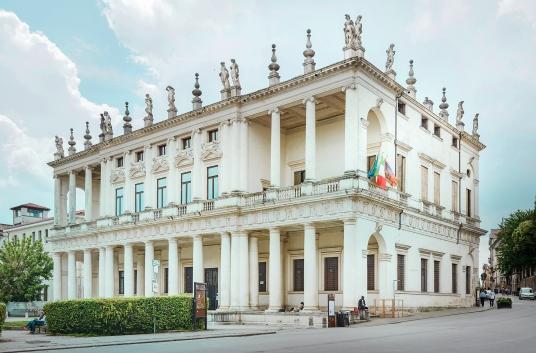 Palladio, Palazzo Chiericati, Vicenza